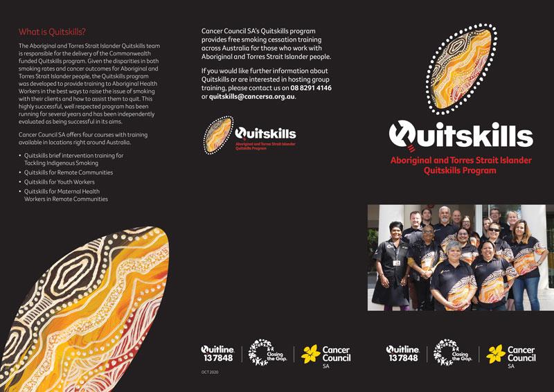 Quitskills - Cancer Council SA